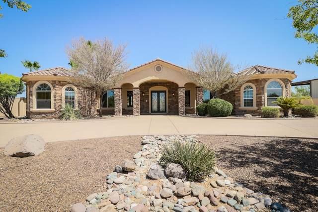 5616 E Barwick Drive, Cave Creek, AZ 85331 (MLS #6114656) :: Klaus Team Real Estate Solutions