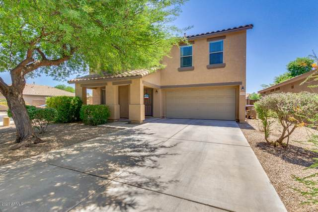 22033 E Via Del Palo, Queen Creek, AZ 85142 (MLS #6114660) :: The Helping Hands Team