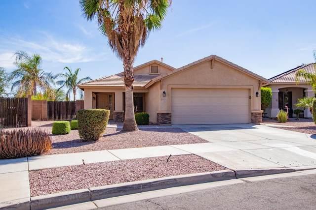 17275 W Cocopah Street, Goodyear, AZ 85338 (MLS #6114661) :: Long Realty West Valley