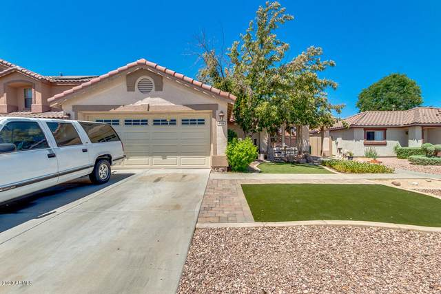8034 W Caron Drive, Peoria, AZ 85345 (MLS #6114673) :: Scott Gaertner Group