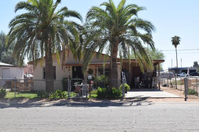 251 W Harding Avenue, Coolidge, AZ 85128 (MLS #6114692) :: Russ Lyon Sotheby's International Realty