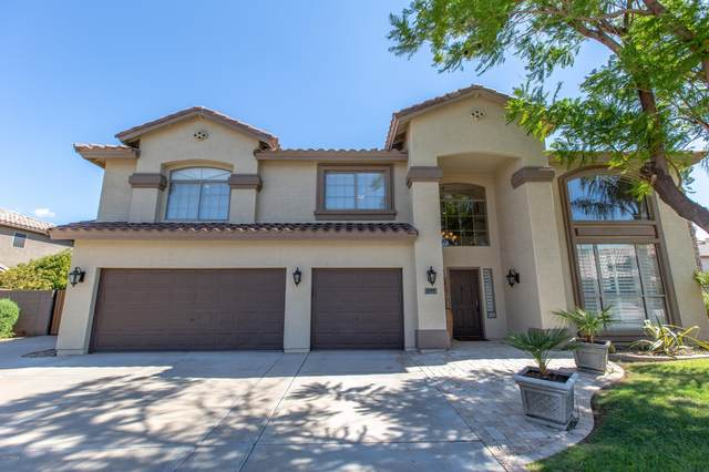 1291 E Horseshoe Drive, Chandler, AZ 85249 (MLS #6114710) :: The Property Partners at eXp Realty