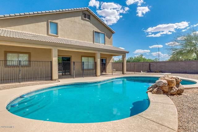 1644 E Fontana Drive, Casa Grande, AZ 85122 (MLS #6114715) :: Klaus Team Real Estate Solutions