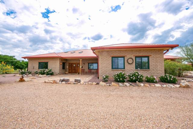 9128 S Oakridge Drive, Hereford, AZ 85615 (MLS #6114726) :: Service First Realty