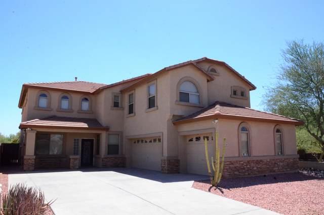 2345 W Hedgehog Place, Phoenix, AZ 85085 (MLS #6114730) :: Maison DeBlanc Real Estate