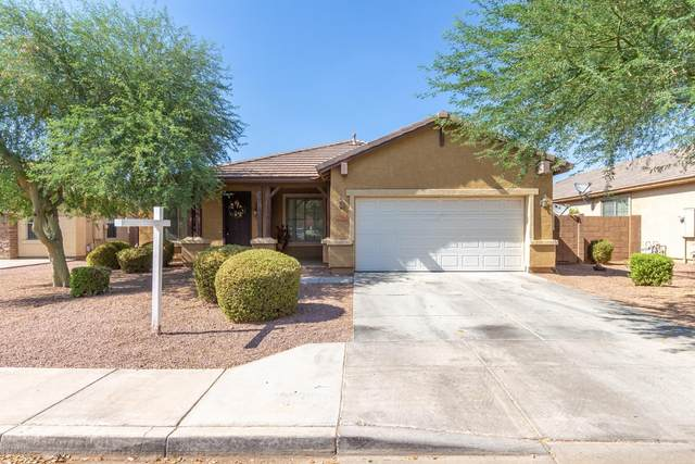 7216 W Sophie Lane, Laveen, AZ 85339 (MLS #6114765) :: Long Realty West Valley