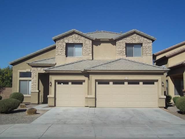 4630 W Dunbar Drive, Laveen, AZ 85339 (MLS #6114767) :: Long Realty West Valley