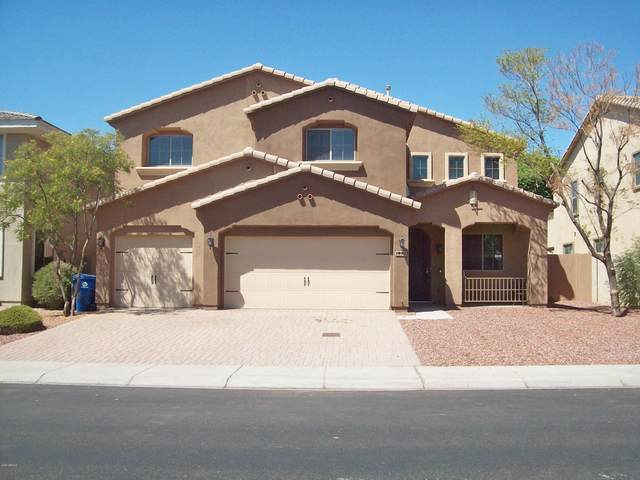 130 N 110TH Avenue, Avondale, AZ 85323 (MLS #6114771) :: Long Realty West Valley