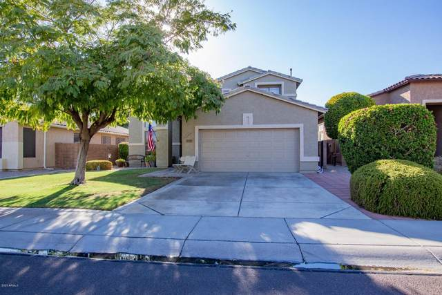 20450 N 92ND Lane, Peoria, AZ 85382 (MLS #6114773) :: Maison DeBlanc Real Estate