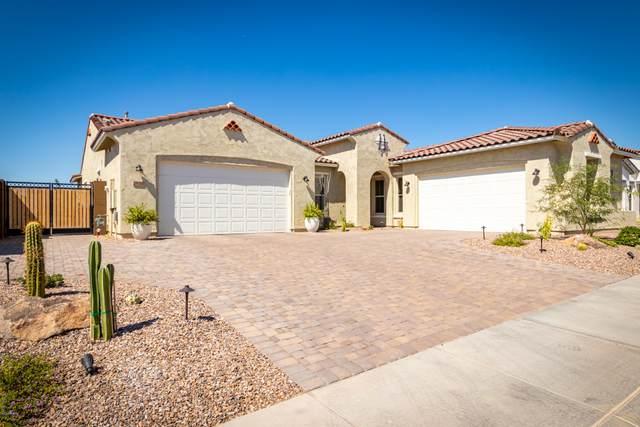 2936 E Cashman Drive, Phoenix, AZ 85050 (MLS #6114796) :: Maison DeBlanc Real Estate