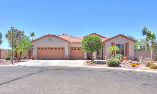 5130 N Blythe Court, Eloy, AZ 85131 (MLS #6114808) :: Klaus Team Real Estate Solutions