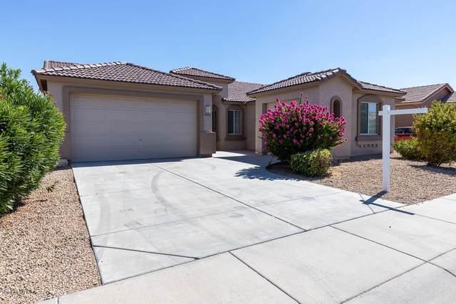 18203 W Caribbean Lane, Surprise, AZ 85388 (MLS #6114813) :: Brett Tanner Home Selling Team