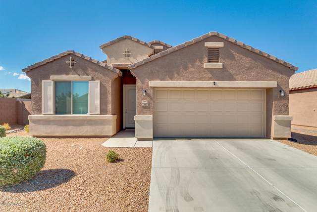 23880 W Magnolia Drive, Buckeye, AZ 85326 (MLS #6114815) :: Long Realty West Valley