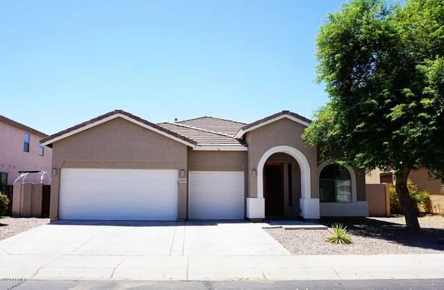 43513 W Askew Drive, Maricopa, AZ 85138 (MLS #6114817) :: Conway Real Estate