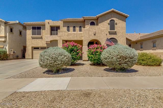 19358 E Arrowhead Trail, Queen Creek, AZ 85142 (MLS #6114844) :: Kepple Real Estate Group