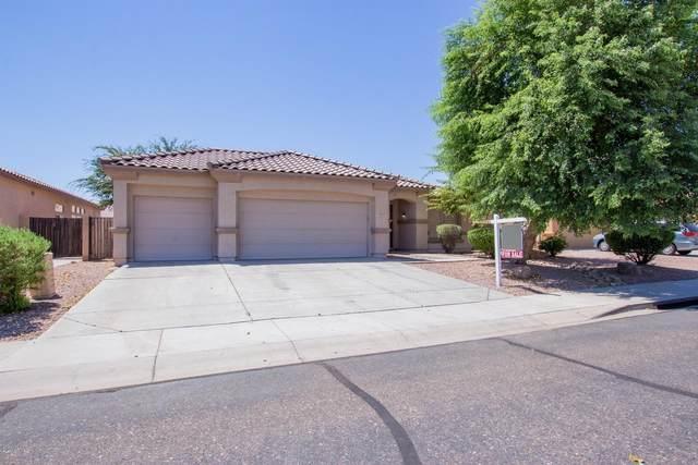 9849 W Echo Lane, Peoria, AZ 85345 (MLS #6114845) :: Arizona Home Group