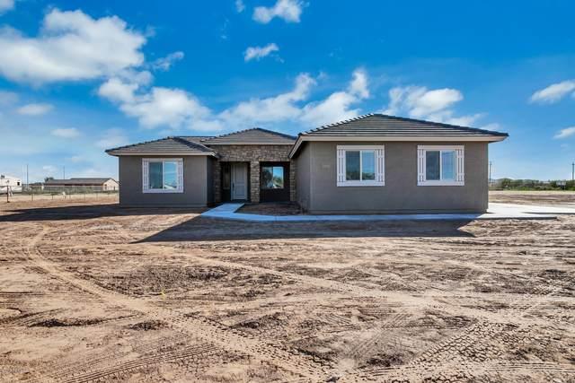 12802 S 207th Lane, Buckeye, AZ 85326 (MLS #6114848) :: Maison DeBlanc Real Estate
