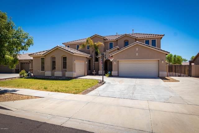 3217 W Quail Track Drive, Phoenix, AZ 85083 (MLS #6114851) :: Maison DeBlanc Real Estate