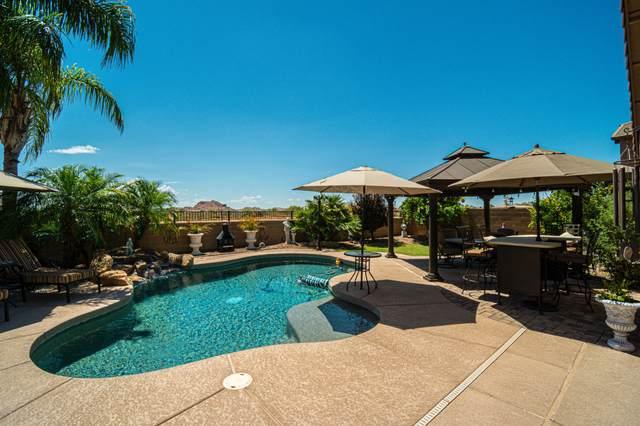 93 W Pasture Canyon Drive, San Tan Valley, AZ 85143 (MLS #6114852) :: Riddle Realty Group - Keller Williams Arizona Realty