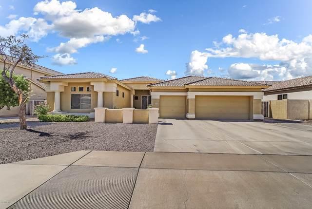 9363 E Hillview Circle, Mesa, AZ 85207 (MLS #6114856) :: Power Realty Group Model Home Center