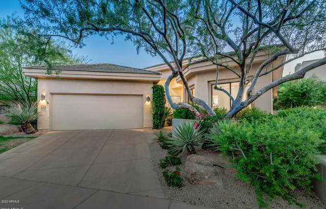 7425 E Gainey Ranch Road #3, Scottsdale, AZ 85258 (MLS #6114864) :: Brett Tanner Home Selling Team