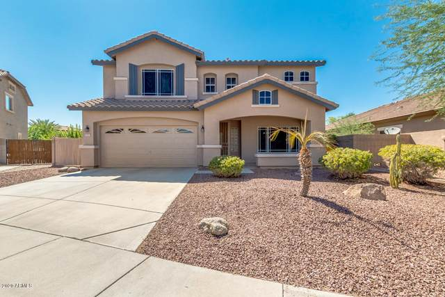 6952 S Topaz Place, Chandler, AZ 85249 (MLS #6114865) :: The Property Partners at eXp Realty