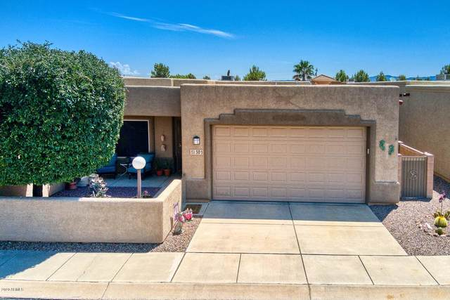 301 S Clubhouse Lane, Sierra Vista, AZ 85635 (MLS #6114910) :: Dave Fernandez Team | HomeSmart