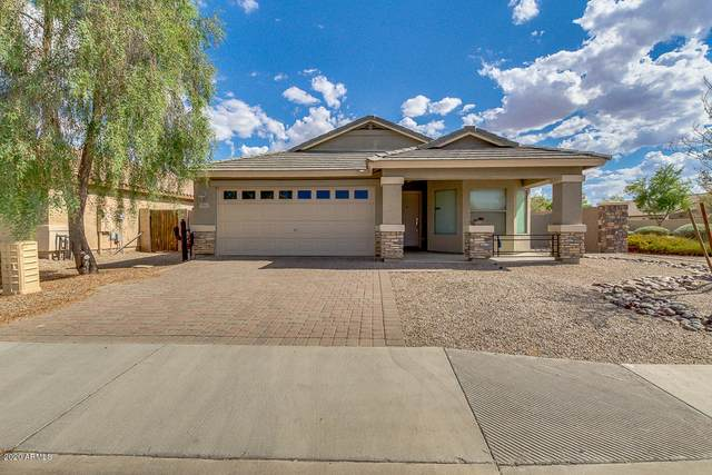 1355 E Kingman Place, Casa Grande, AZ 85122 (MLS #6114912) :: Nate Martinez Team
