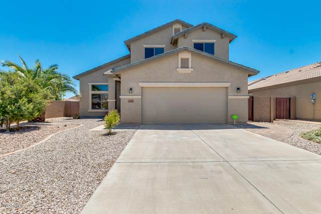 24739 W Jones Avenue, Buckeye, AZ 85326 (MLS #6114914) :: Long Realty West Valley