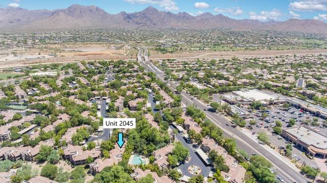15050 N Thompson Peak Parkway #2045, Scottsdale, AZ 85260 (#6114927) :: Long Realty Company
