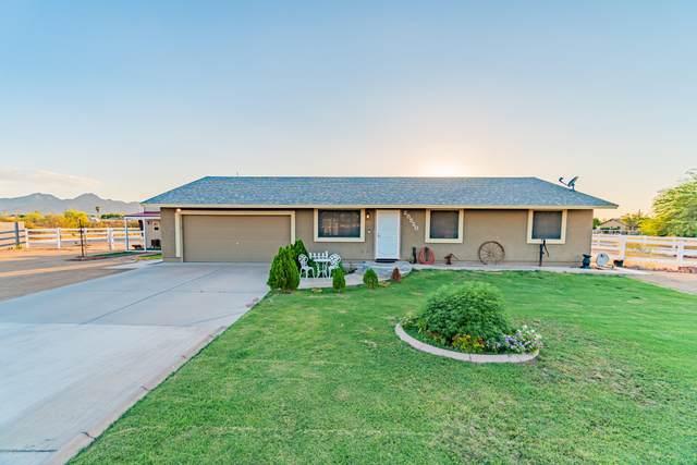 25520 S Hawes Road, Queen Creek, AZ 85142 (MLS #6114935) :: Devor Real Estate Associates