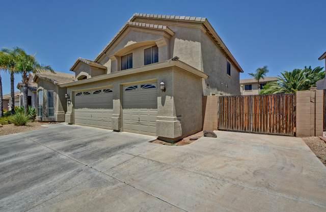 6434 W Misty Willow Lane, Glendale, AZ 85310 (MLS #6114939) :: Klaus Team Real Estate Solutions