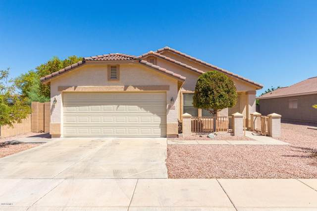 1010 E Gwen Street, Phoenix, AZ 85042 (MLS #6114950) :: The Property Partners at eXp Realty