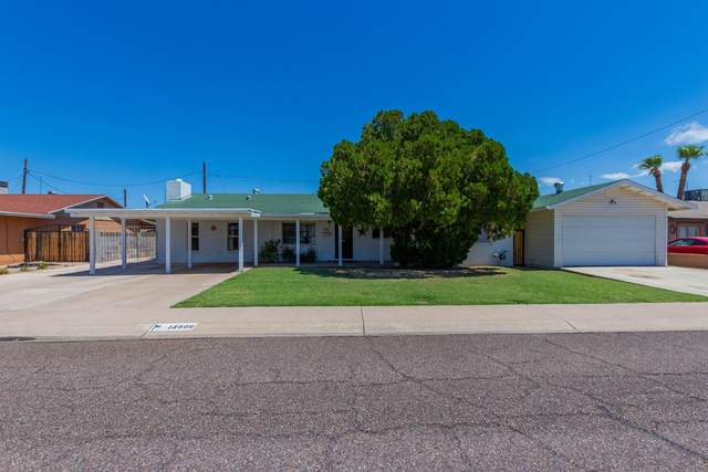 13609 N 33RD Street, Phoenix, AZ 85032 (MLS #6114951) :: Midland Real Estate Alliance