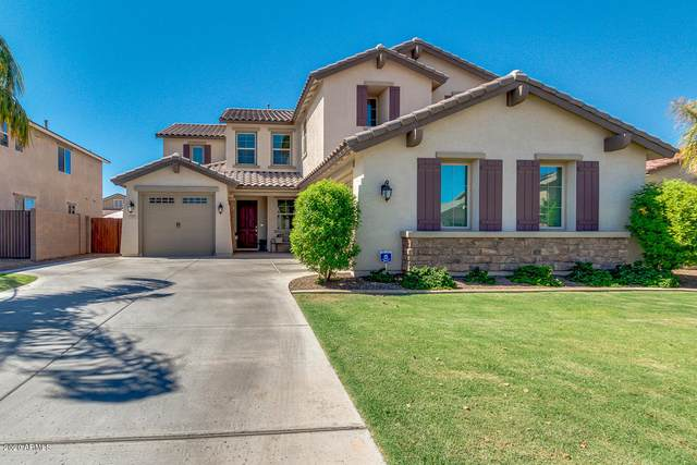 2569 E Plum Street, Gilbert, AZ 85298 (MLS #6114952) :: The Property Partners at eXp Realty