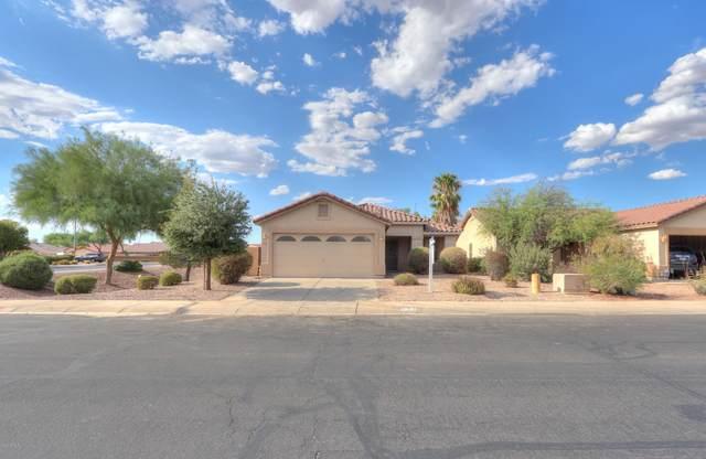 582 W Kingman Drive, Casa Grande, AZ 85122 (MLS #6114960) :: Klaus Team Real Estate Solutions