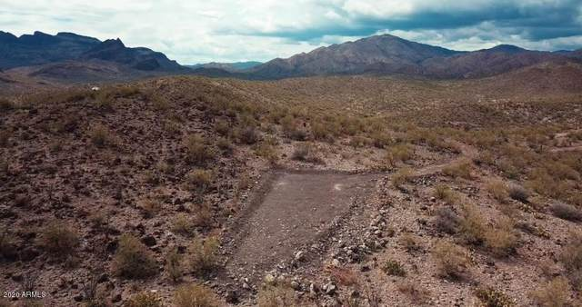 0 N Humbug Mine Road, Morristown, AZ 85342 (MLS #6114968) :: The Results Group