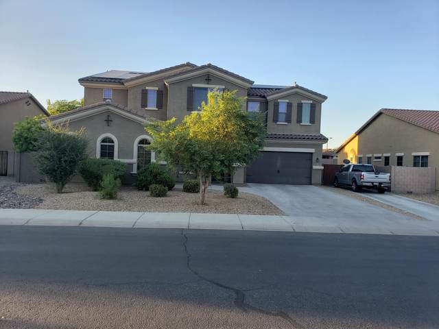 16148 W Tohono Drive, Goodyear, AZ 85338 (MLS #6114971) :: Long Realty West Valley