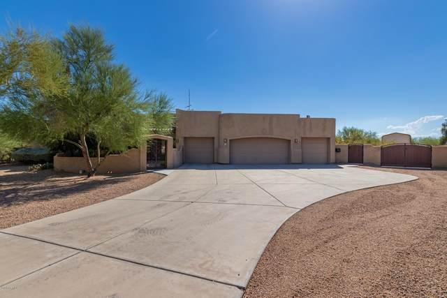 33 E Tanya Road, Phoenix, AZ 85086 (MLS #6114979) :: The Property Partners at eXp Realty