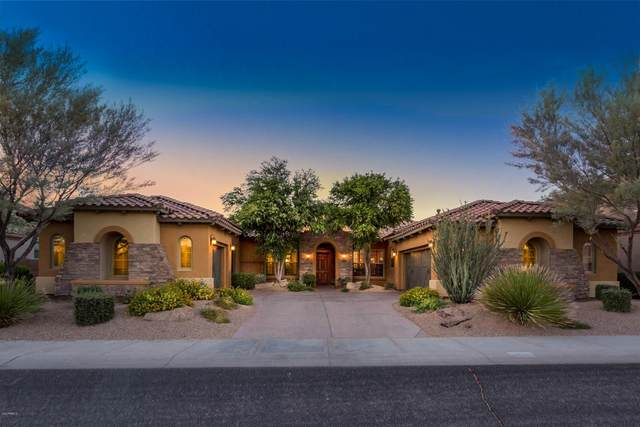 3972 E Expedition Way, Phoenix, AZ 85050 (MLS #6115010) :: Devor Real Estate Associates