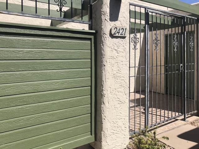 2421 E 7TH Street, Tempe, AZ 85281 (MLS #6115013) :: Midland Real Estate Alliance