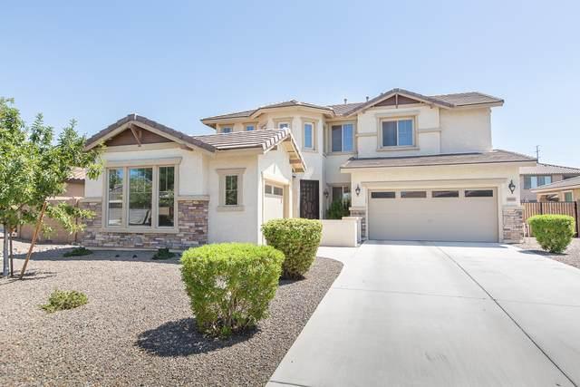 969 E Rojo Way, Gilbert, AZ 85297 (MLS #6115014) :: Arizona Home Group