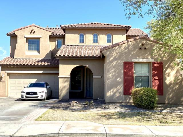 12642 W Morning Vista Drive, Peoria, AZ 85383 (MLS #6115016) :: Brett Tanner Home Selling Team