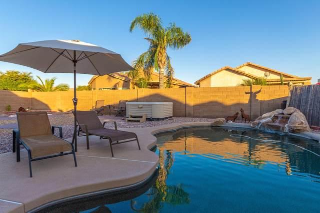 9785 E Stone Circle Lane, Gold Canyon, AZ 85118 (MLS #6115025) :: Brett Tanner Home Selling Team