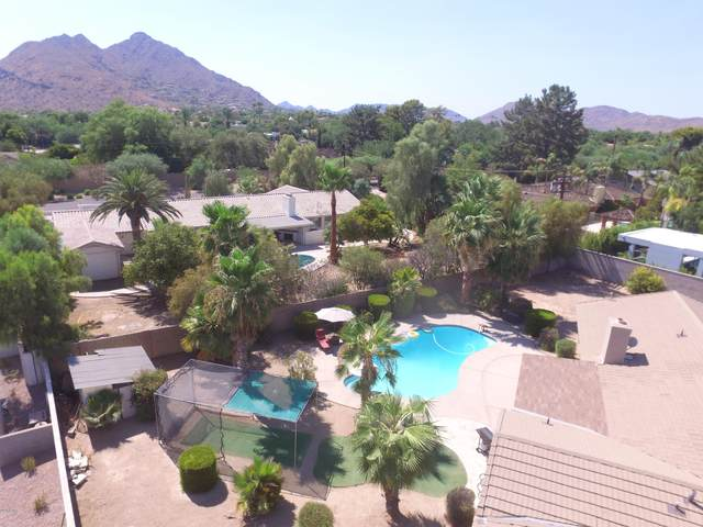 5020 N Chiquita Lane, Paradise Valley, AZ 85253 (MLS #6115027) :: Devor Real Estate Associates