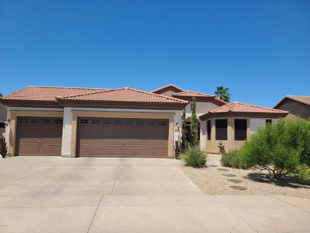 10510 E Posada Avenue, Mesa, AZ 85212 (MLS #6115042) :: The Helping Hands Team
