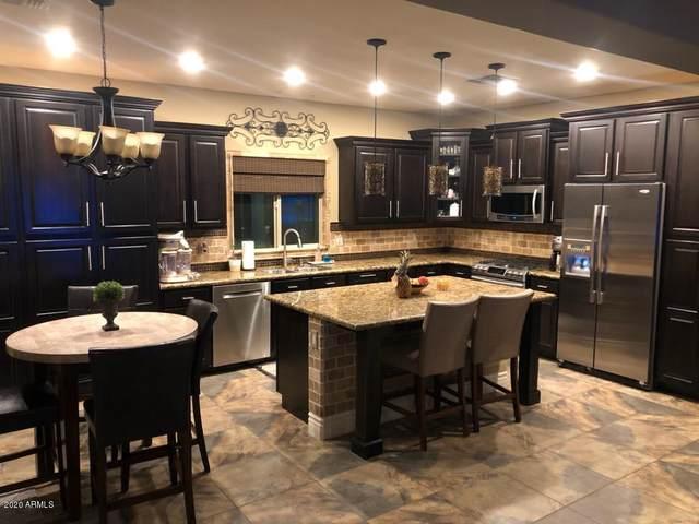 10052 W Patrick Lane, Peoria, AZ 85383 (MLS #6115043) :: Power Realty Group Model Home Center