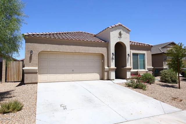 41210 W Crane Drive, Maricopa, AZ 85138 (MLS #6115089) :: Openshaw Real Estate Group in partnership with The Jesse Herfel Real Estate Group