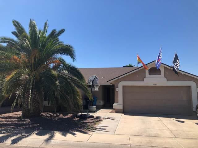 4141 W Fallen Leaf Lane, Glendale, AZ 85310 (MLS #6115100) :: Nate Martinez Team
