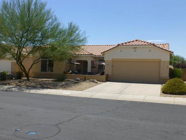 15353 W Arzon Way, Sun City West, AZ 85375 (MLS #6115110) :: Long Realty West Valley